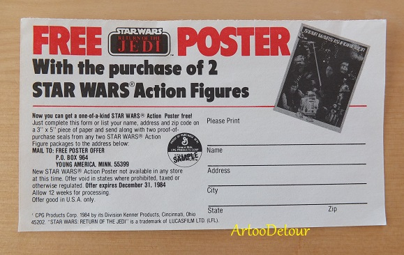 STORE DISPLAYS & IN-STORE FLYERS/PROMOTIONS Rotj_s11