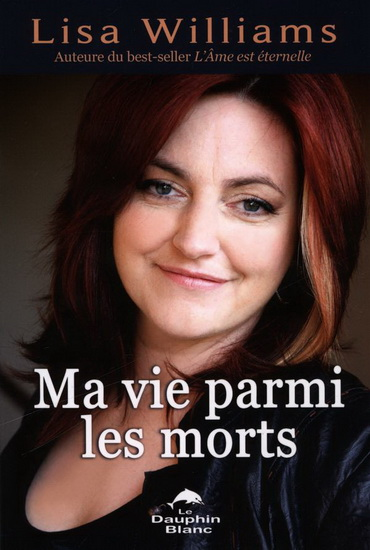 """Ma vie parmi les morts"":Lisa William (médium). Lisa_w10"