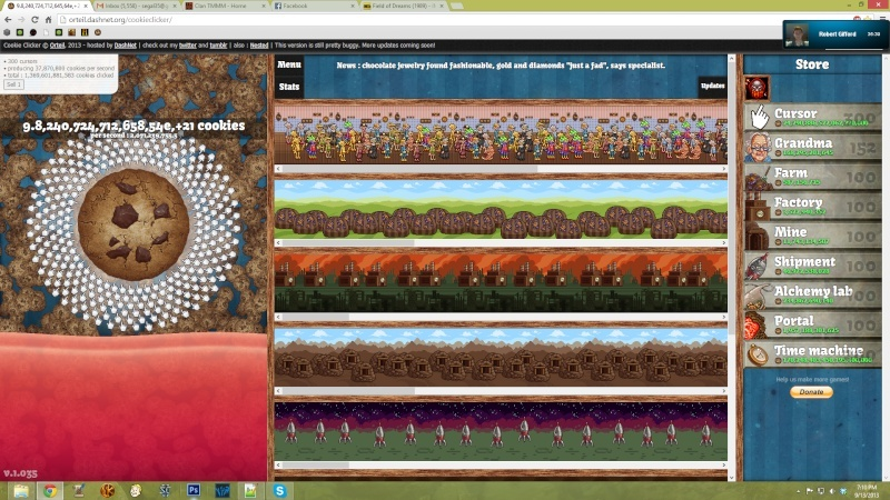 Cookie Clicker Cookie10