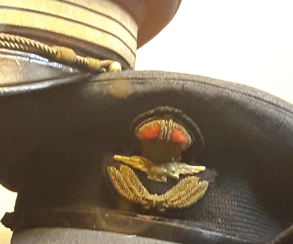 [RESOLU] Identification casquette pilote RAF ww2 20190813