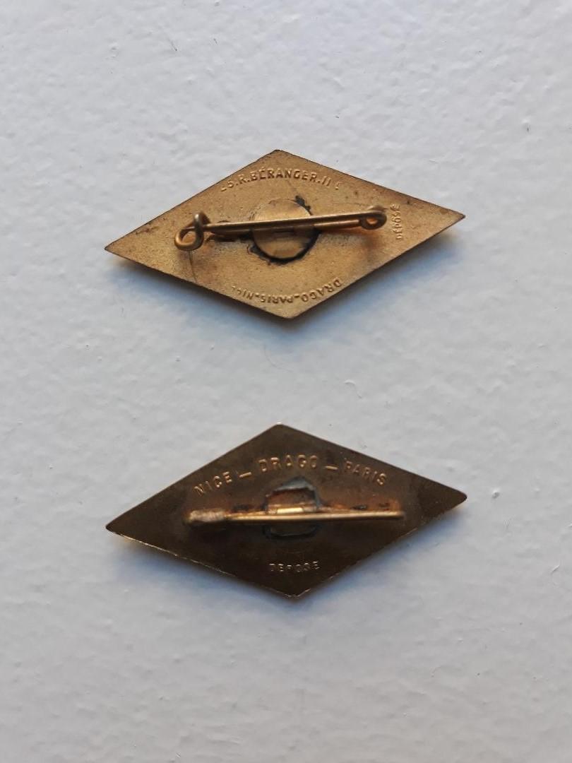 Quelques insignes du 18° Thumbn12