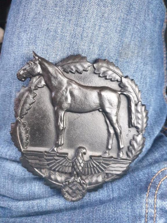 [résolu] Insigne équitation allemand 1933/1945  Thumbn13