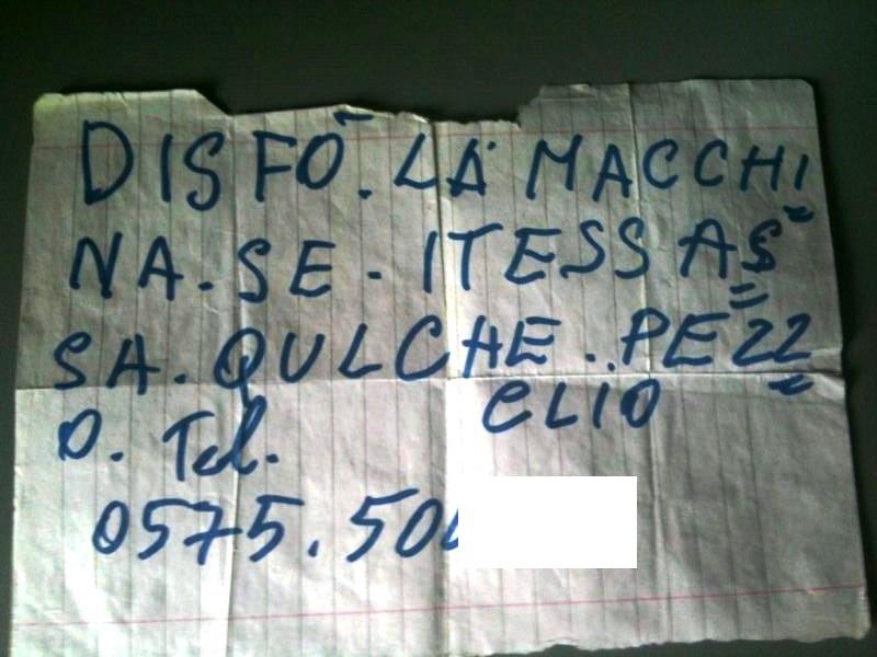 [SEGNALO] pezzi vari CLIO  Disfo_10