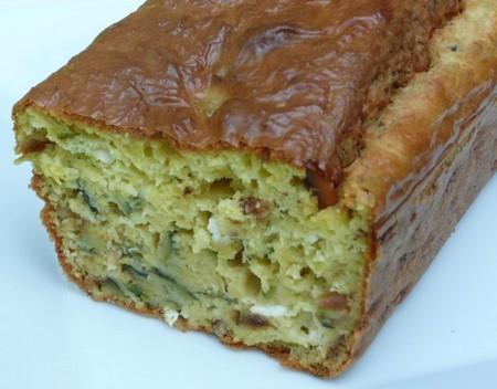 Cake courgette fromage de chèvre frais 413e4610