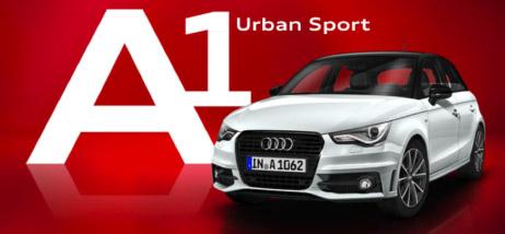 Audi A1 sportback 1.2 TFSI Urban Sport Noir Phantom A1_urb11