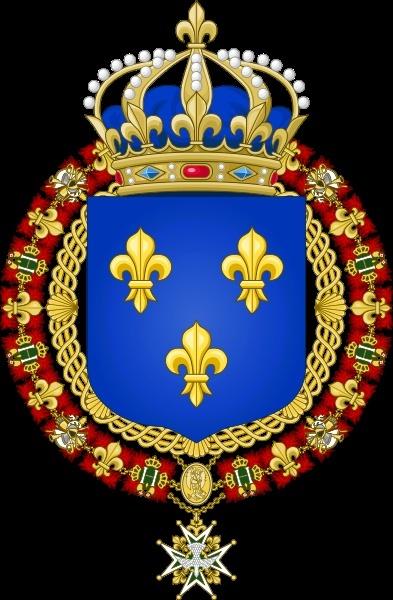Identification des Armes de France Armoir10