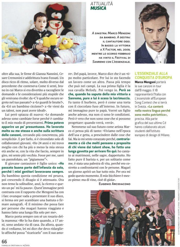 [MM] Articoli, interviste... - Pagina 4 55503310
