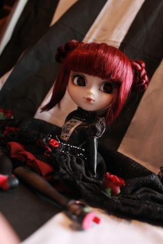[pullip lunatic queen] Reine Adria Adria111