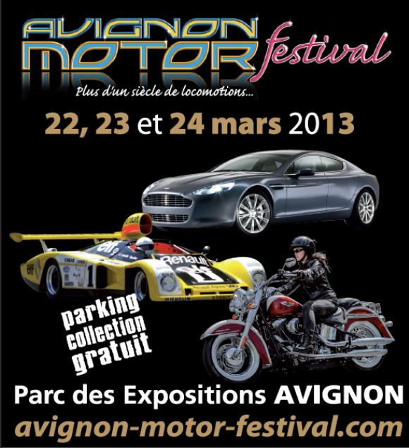 Avignon motor festival 2013 Amf10