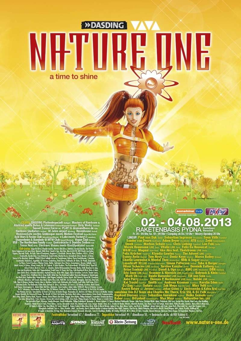 2013.08.02 - FELIX DA HOUSECAT @ NATURE ONE 2013 (GERMANY) 2013-010