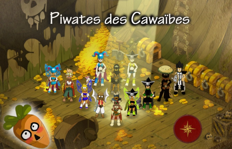 Piwates des Cawaibes