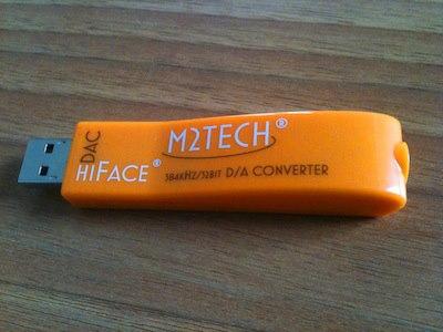 Nuova HiFace Dac: pennino USB con output audio 32bit/384khz 22555110