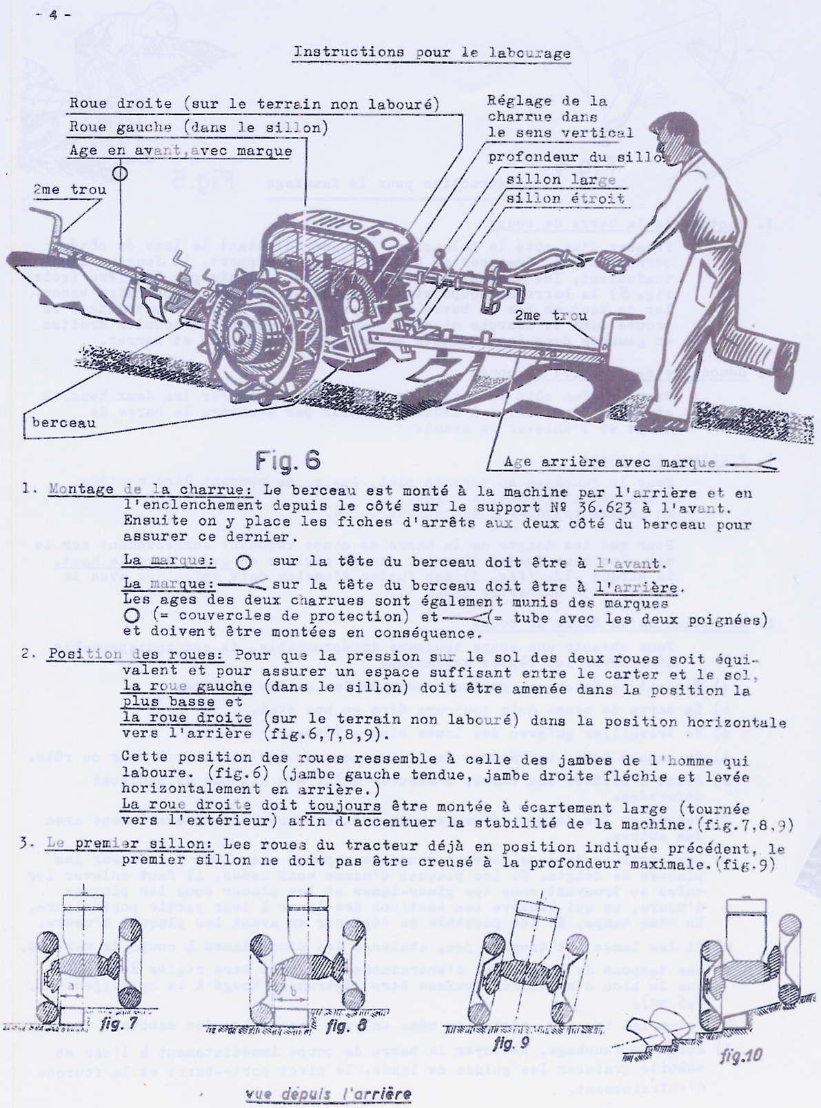 Les motoculteurs Bouyer type 334 de Laurent 28423010