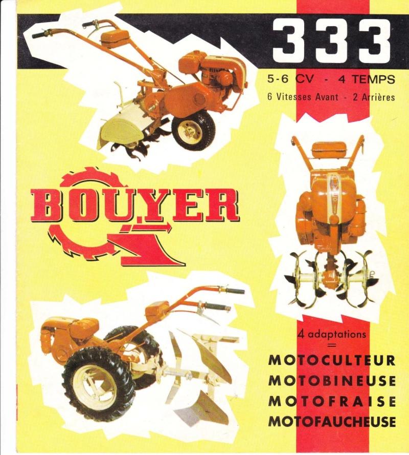 Notices Motoculture: Agria, Bernard, Bouyer, Ferrari, Goldoni, Honda, Kubota, Lombardini, Motostandard, Staub, Wolf ... Uw1112