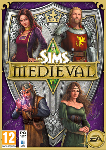Sale la edición coleccionista de los Sims Medievales 11110