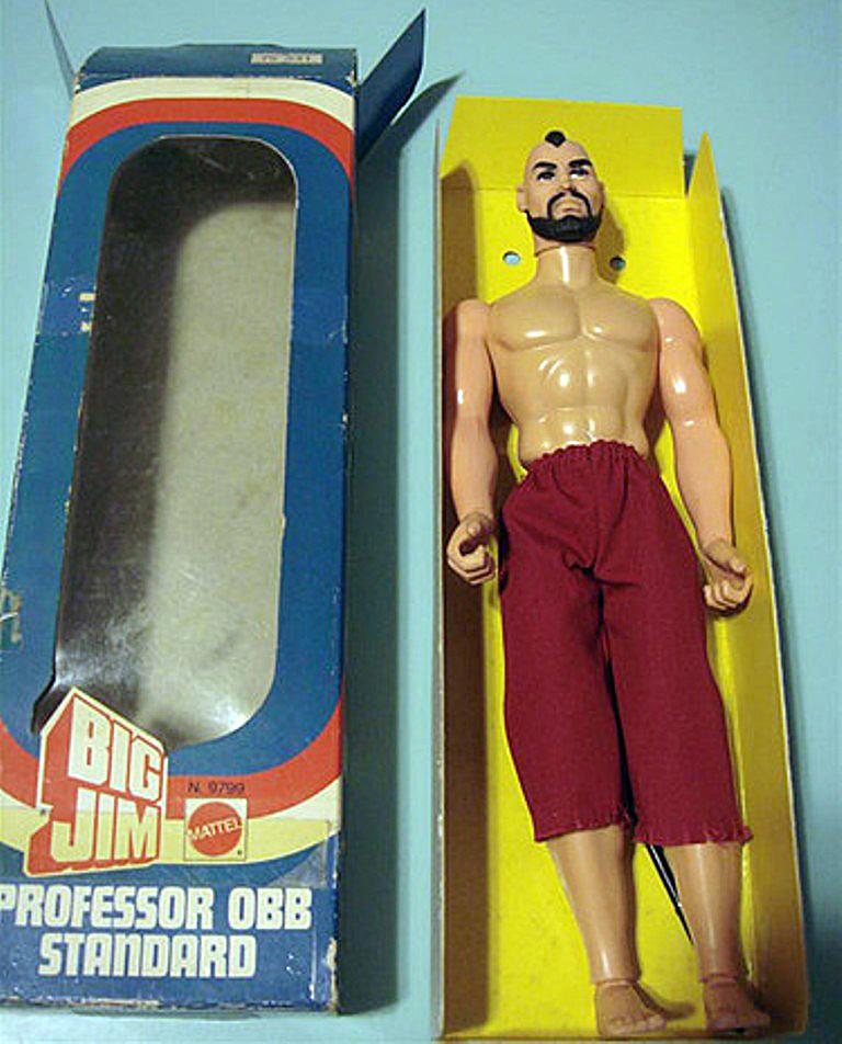 Professor Obb STANDARD No. 9799 Kgrhqr10