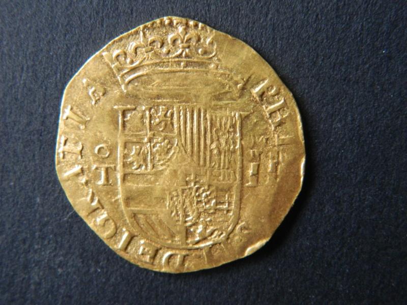 aide pour escudo or philipp II P110