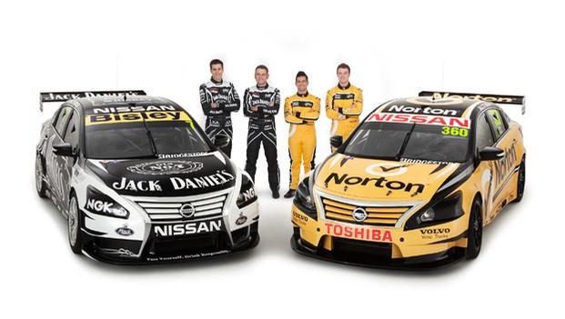 V8 SuperCars Nissan10