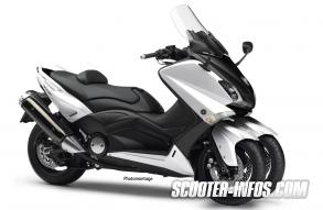 Projets Yamaha : un T-Max trois-roues ? Yamaha10