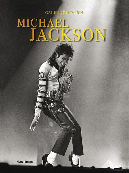 Nouveau calendrier Michael Jackson 2014 Hugoim10