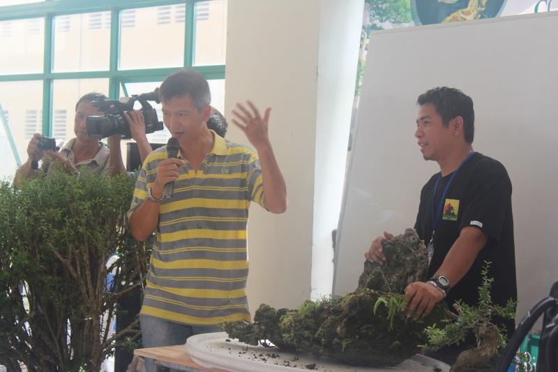 Vietnam International bonsai show - Page 2 Img_3214