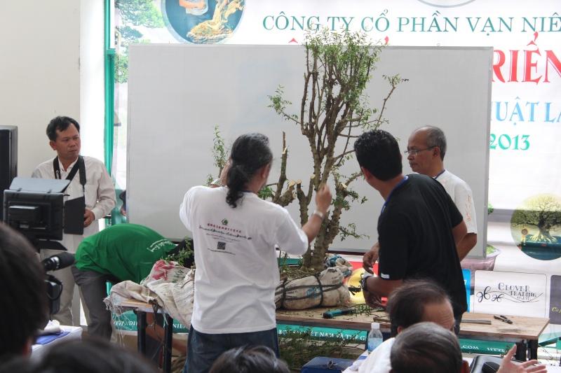 Vietnam International bonsai show Img_3311