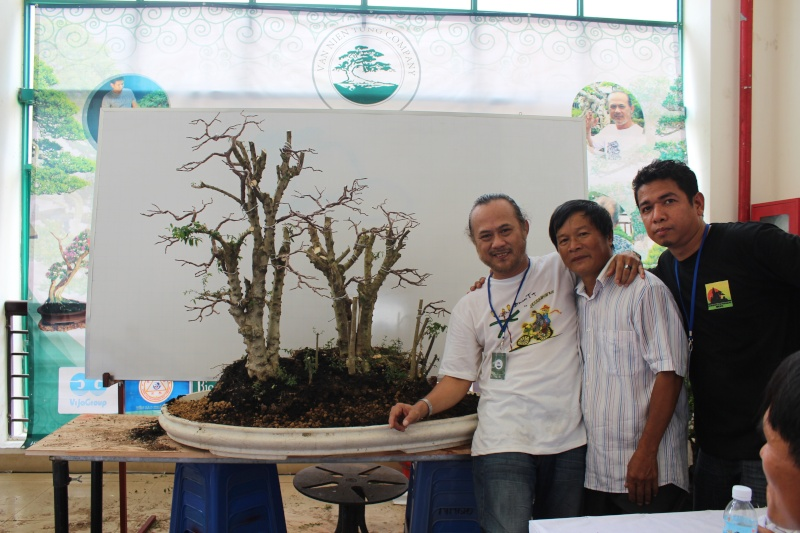 Vietnam International bonsai show Img_3315