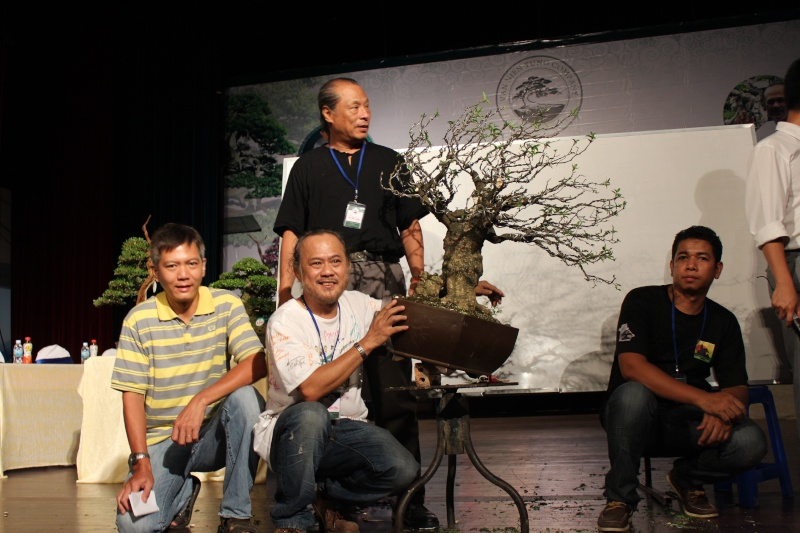 Vietnam International bonsai show Img_3413