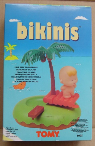 Bikinis (TOMY) 1991 Cdnbu410