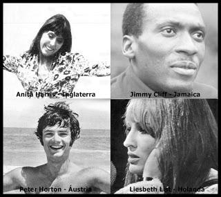 1968 - Festival International de la chanson (Rio) Varios11