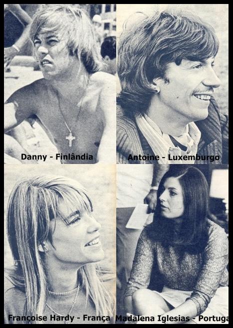 1968 - Festival International de la chanson (Rio) Varios12