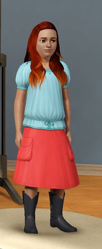 Sims Who Dressed in the Dark - Post Your Pics Here [2013-2015] Dottie11