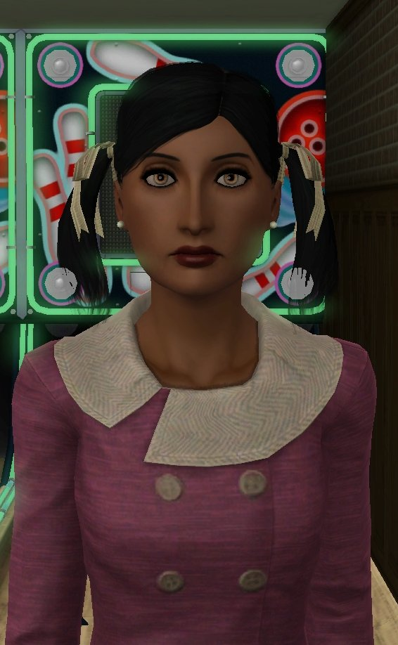 Sims Who Dressed in the Dark - Post Your Pics Here [2013-2015] - Page 4 Joanie10