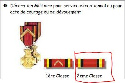 Les insignes portés sur les tenues Naviga11