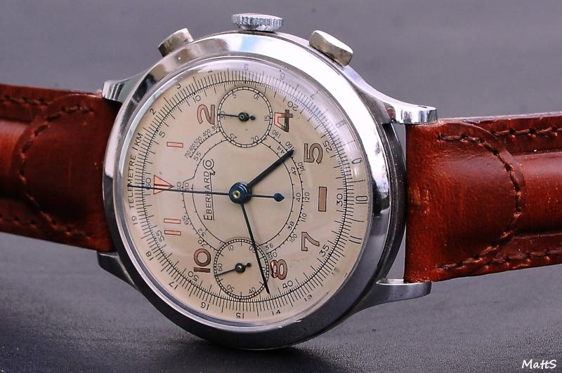Eberhard Cal 16000 - Eberhard Chronographe vintage Cal 16000 Ebcc1110