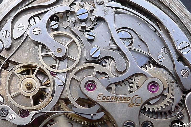 Eberhard Cal 16000 - Eberhard Chronographe vintage Cal 16000 Ebcc1311