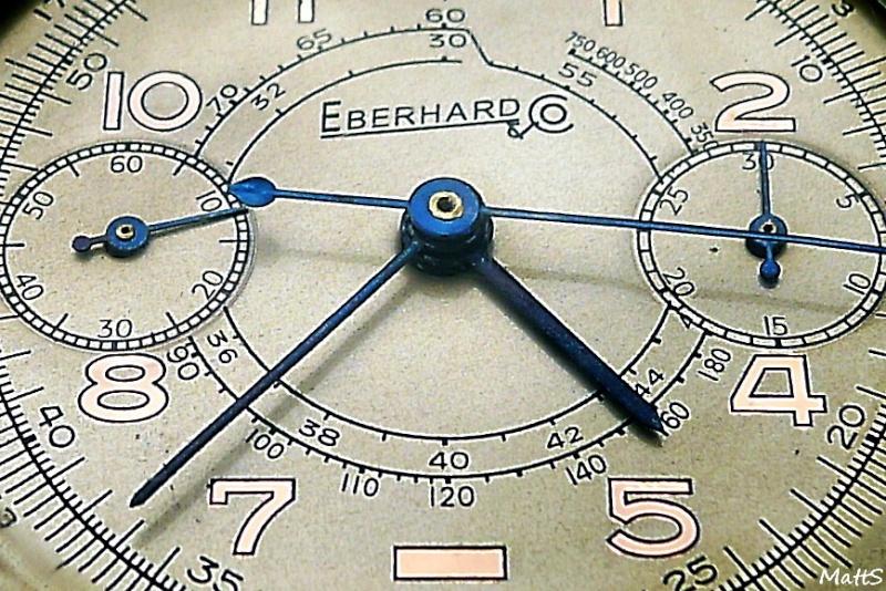 Eberhard Cal 16000 - Eberhard Chronographe vintage Cal 16000 Ebcc1510