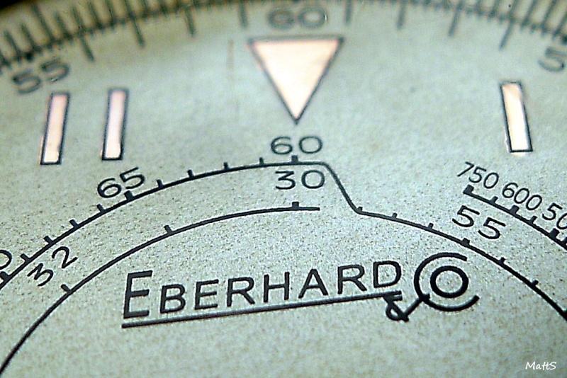 Eberhard Cal 16000 - Eberhard Chronographe vintage Cal 16000 Ebcc1511