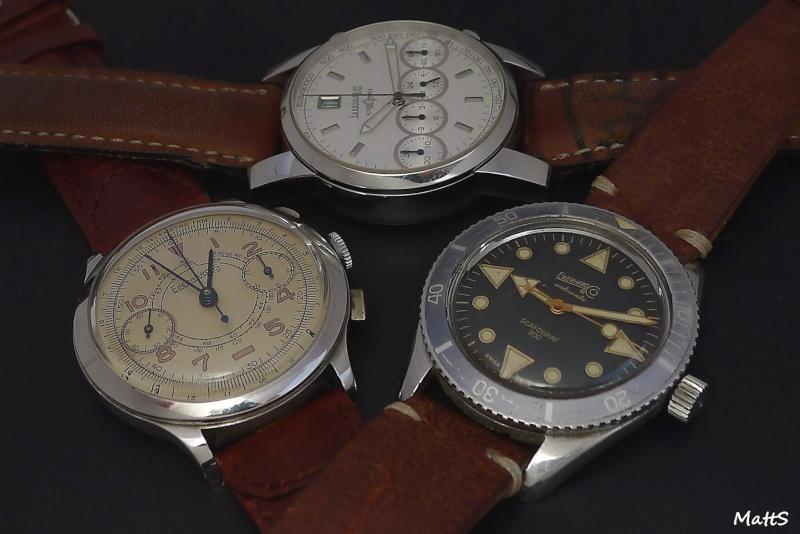 Eberhard Cal 16000 - Eberhard Chronographe vintage Cal 16000 Eber3g10