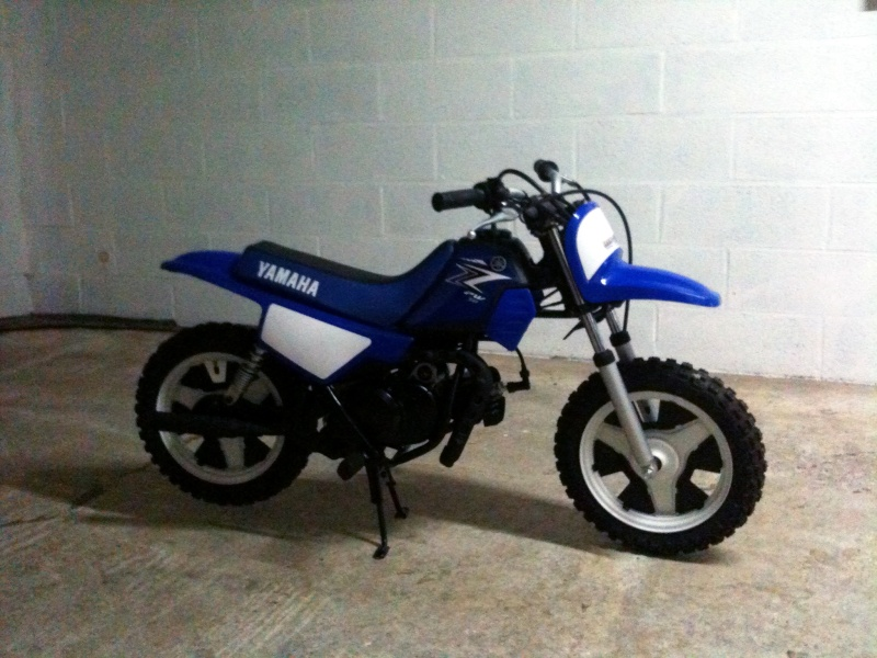 Yamaha PW 50 pour ma fille Img_0510