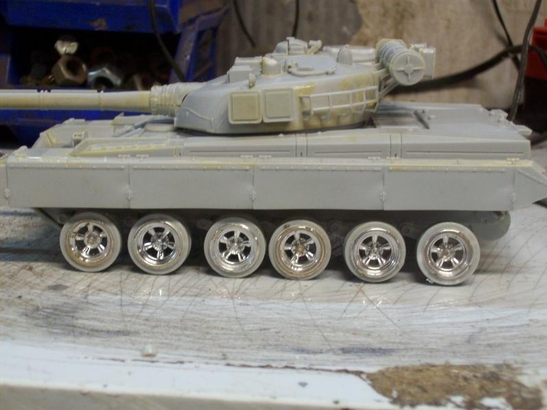 tank T-80  Tank10