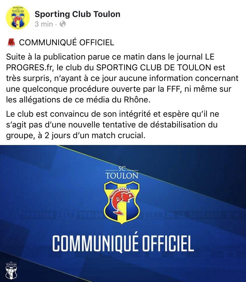 Le match Toulon-Jura Sud a-t-il été arrangé? D6r92g10