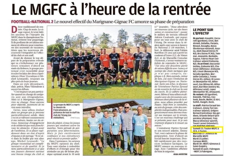 SC Toulon - Marignane Gignac FC Marign10