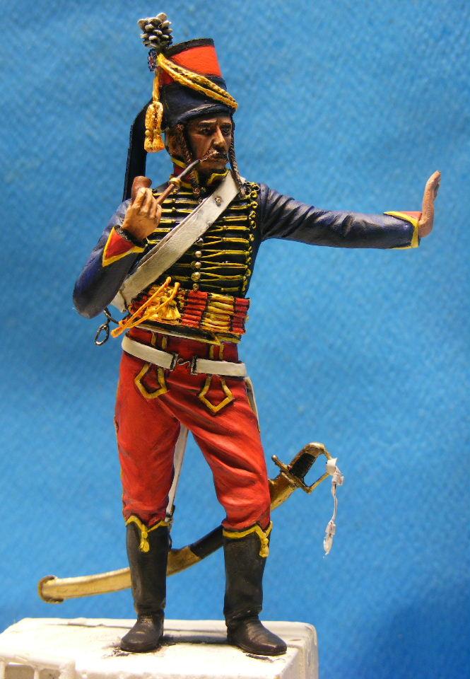 hussard 7 bis en Égypte de NS PROD par Laurent  - Page 2 00117