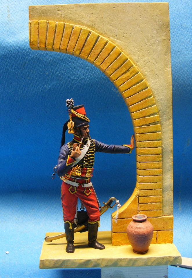 hussard 7 bis en Égypte de NS PROD par Laurent  - Page 3 00119
