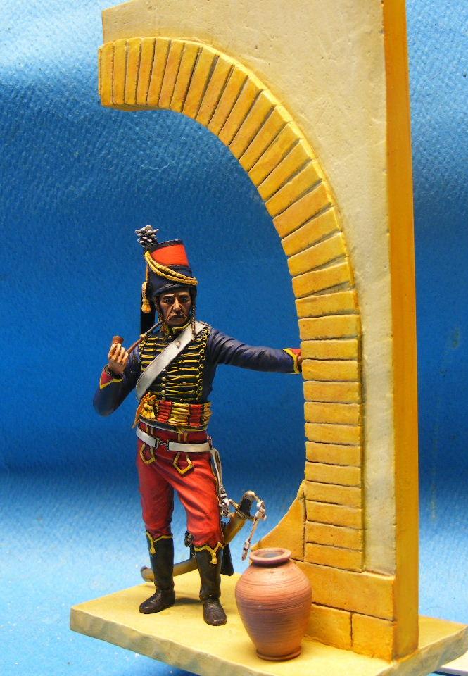 hussard 7 bis en Égypte de NS PROD par Laurent  - Page 3 00219