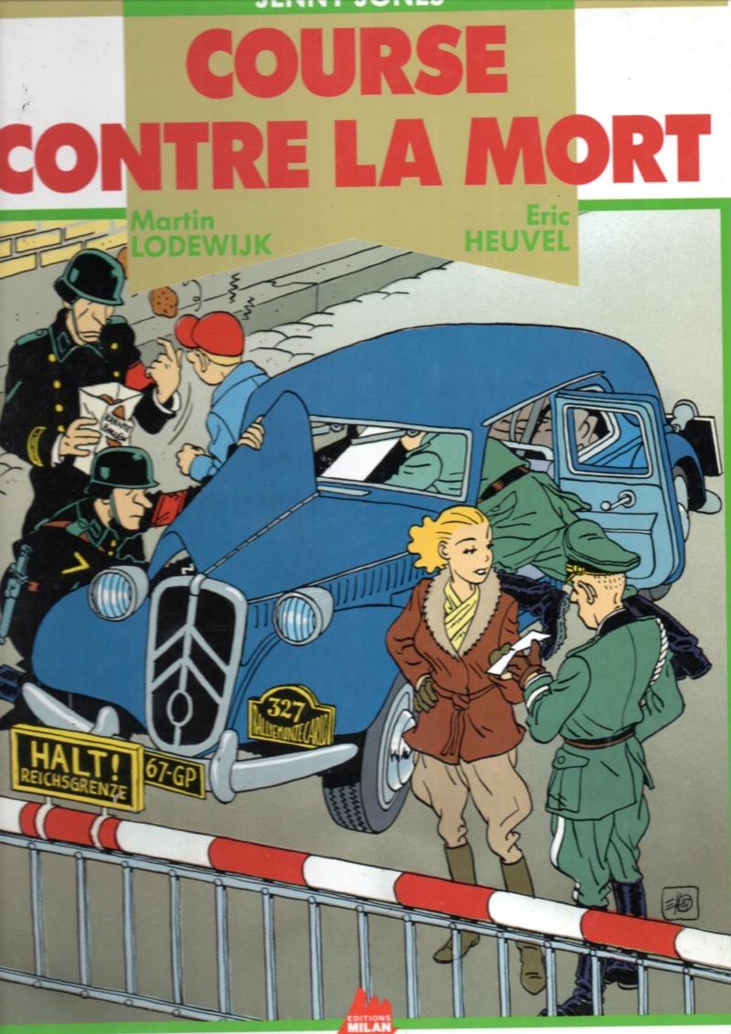 Des BD ... dont l'héroïne est une Citroën ... Img20114