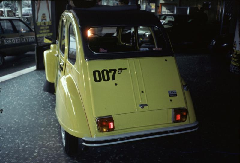 Véritable 2CV 007 Leroy-56