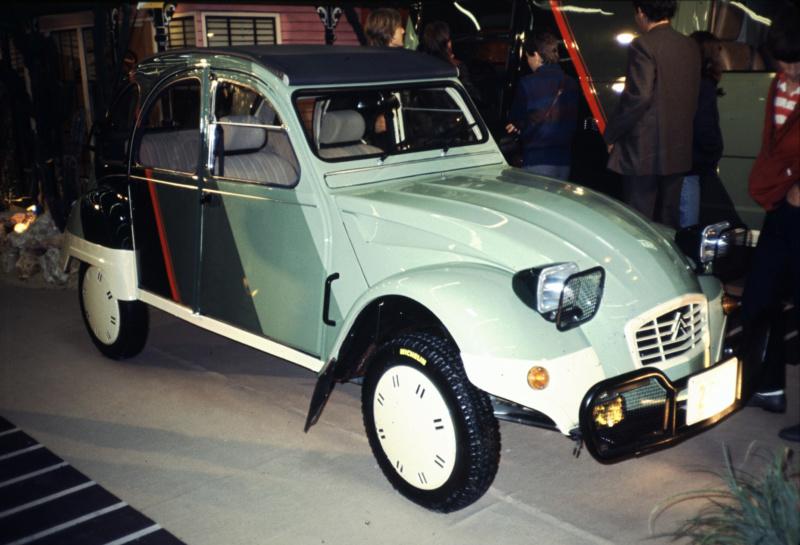 "Citroën  ""Aventure""  2CV VISA MEHARI A4X4  ACADIANE  C25  Leroy-65"