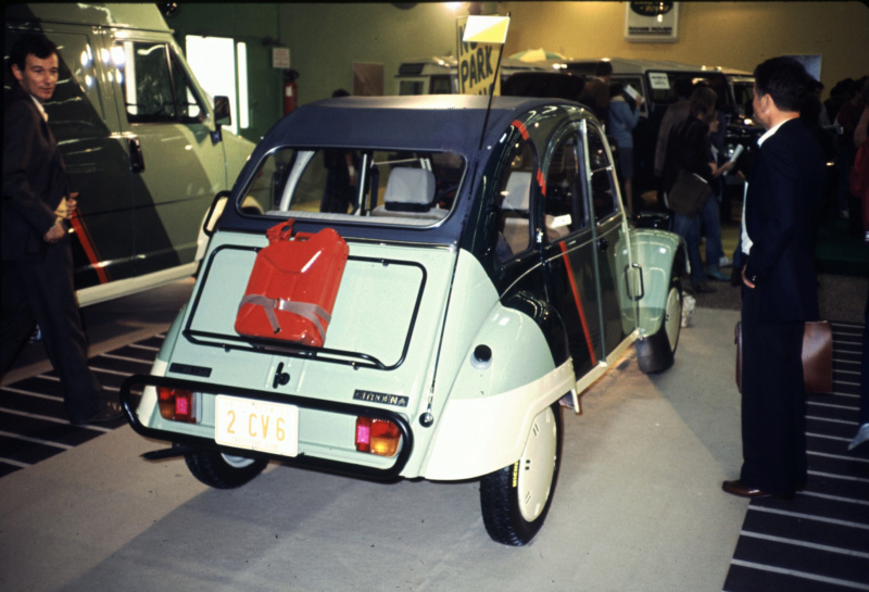 "Citroën  ""Aventure""  2CV VISA MEHARI A4X4  ACADIANE  C25  Leroy-66"